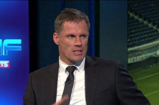 Carragher w mocnych słowach o swoim byłym koledze klubowym (Zdjęcie: Skysports.com)