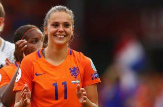 Najlepsza piłkarka świata – Lieke Martens talizmanem reprezentacji Holandii