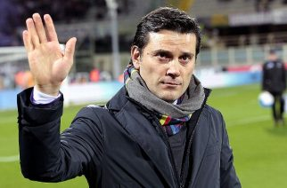 Montella żegna się z Milanem (Zdjęcie: Espnfc.com)
