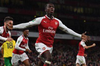Eddie Nketiah miał ogromny wkład w awans Arsenalu