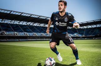 Waleri Kazaiszwili w minionej kolejce MLS po raz kolejny znalazł drogę do bramki (Zdjęcie: San Jose Earthquakes)
