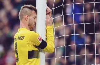 Borussia nie zaznała zwycięstwo w lidze już od 3 spotkań.