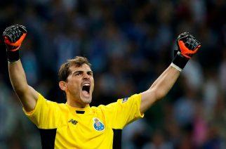 Iker Casillas prawdopodobnie już wkrótce odejdzie z Porto