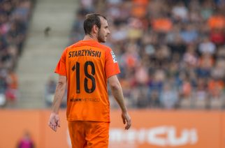 Filip Starzyński wróci do gry dopiero w przyszłym roku (Zdjęcie: Zagłębie Lubin)