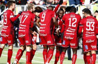 Östersund w ostatnim czasie potrafi doskonale pogodzić grę w pucharach z ligą
