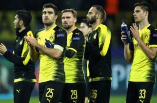 Borussia po wczorajszym remisie pogrzebała swoje szanse na awans.