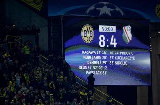 Minął rok od najbardziej absurdalnego meczu w historii Ligi Mistrzów