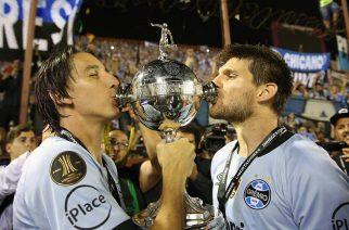Po czterech latach Libertadores wraca do Brazylii. Gremio jedzie na Klubowe Mistrzostwa Świata