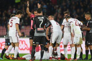 Milan nadal nie jest w stanie podjąć walki z najlepszymi zespołami. (calciomercato)