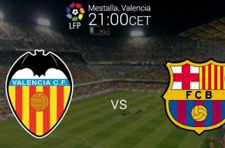To miał być zwykły mecz… Valencia-Barcelona o lidera!