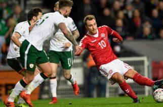 Trener Duńczyków musi podziękować Irlandii