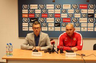 Mariusz Lewandowski został nowym trenerem Zagłębia (Zdjęcie: Zagłębie Lubin)