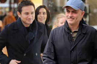 Frank Lampard dmucha na zimne i już broni Mourinho