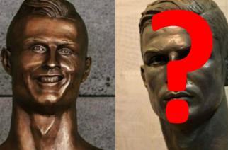 Nowy pomnik Ronaldo. Lepszy niż poprzedni, ale wciąż krytykowany