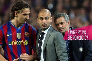 Ibrahimović znów ostro o Guardioli. I znów ostro przesadza