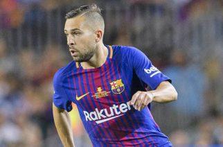 Strzelali Messi i Suarez, ale prawdziwą gwiazdą był Alba. Genialny występ lewego obrońcy