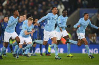 Emocji w ćwierćfinałowych spotkaniach nie zabrakło [bbc sport]