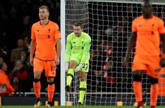 """""""Oddajcie go za darmo"""" – Mignolet zniszczony po meczu z Arsenalem"""