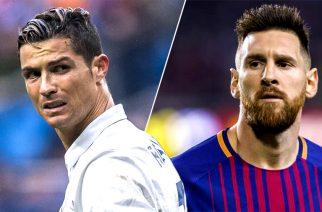 """Ronaldo chce oddać Złotą Piłkę. """"Messi jest najlepszy"""""""