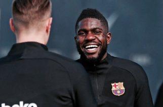 Manchester? Barcelona nie ma się czego bać – chyba że Umtiti jest głupi