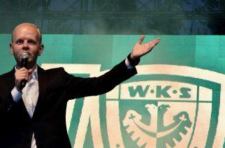 Andrzej Gliniak: Nie daj Boże coś się stanie na stadionie, kilkanaście tysięcy osób pójdzie za moim głosem