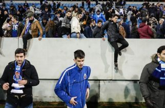 """""""Oszukać przeznaczenie: Portugalia"""" – setki kibiców ewakuowane z trybuny"""