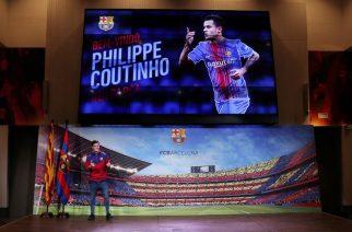 Coutinho nie będzie ostatnim wielkim transferem Barcelony w tym roku