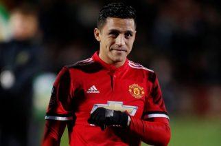 Alexis Sanchez zadebiutował w nowych barwach (Action Images via Reuters/Paul Childs)