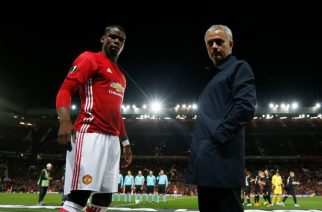 Jose Mourinho i Paul Pogba