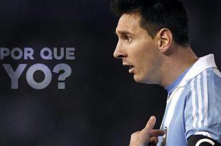 """""""Messi? FIFA powinna zabronić mu grać, dopóki czegoś nie udowodni…"""""""