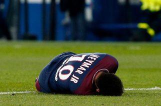 """""""Sam się o to prosił!"""" Neymar wylatuje na dłuższy czas"""