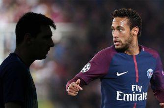 Neymar, posłuchaj pan starszych i zmień dyscyplinę. Albo priorytety