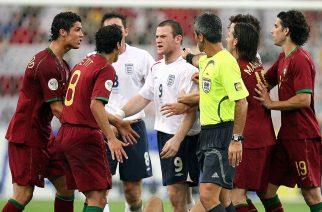 Rooney ujawnia, co powiedział do Ronaldo w tunelu po meczu w 2006 roku