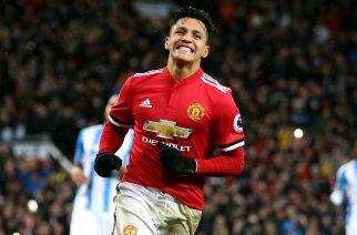 Sanchez pierwszego gola w Premier League dla United ma już za sobą