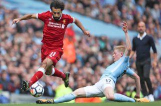 Mohamed Salah i Kevin de Bruyne