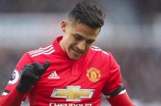 Początek Sancheza w nowym klubie mówiąc delikatnie jest dość przeciętny [fot. express]