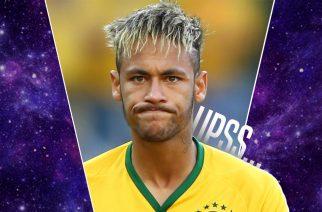 """Neymar znów nie myśli? Internet zniesmaczony """"hołdem"""" dla Hawkinga"""