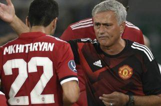 """Mkhitaryan wbija szpilkę Mourinho. """"Nie zastanawiałem się ani chwili…"""""""