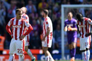 Stoke opuszcza Premier League
