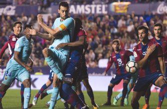 """Nie będzie hiszpańskich """"Invincibles""""! Barcelona rozbita przez… Levante"""