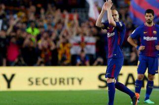 Niespodziewany zwrot akcji. Iniesta nie zagra w Chinach?