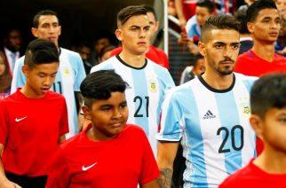 Casus Glika? Reprezentant Argentyny wyeliminowany z mundialu