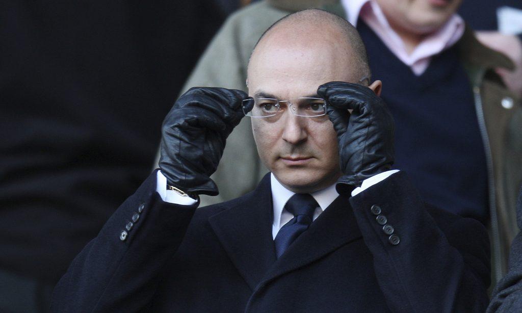 Tottenham straci na twardych negocjacjach Levy'ego?