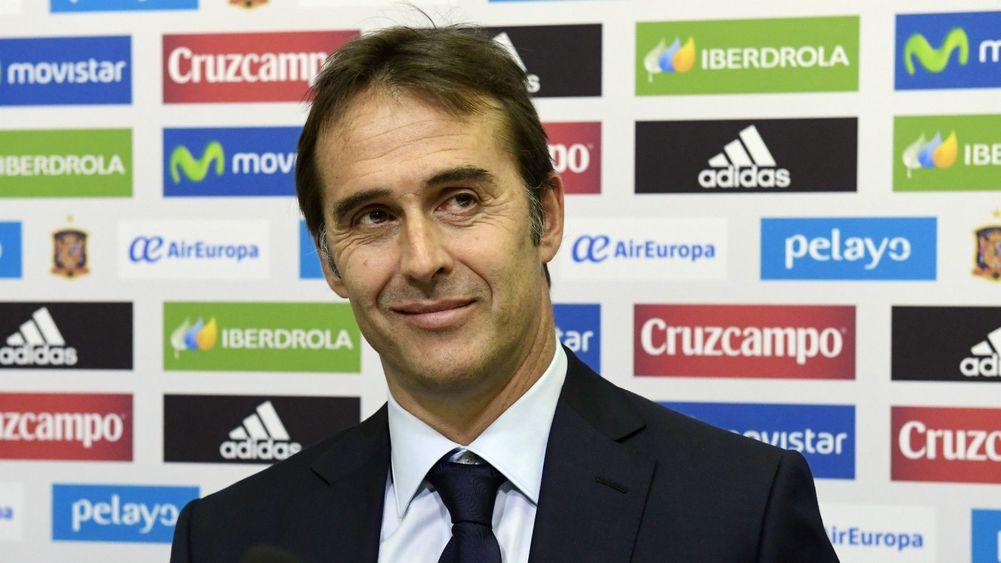 Julen Lopetegui został nowym szkoleniowcem Realu Madryt