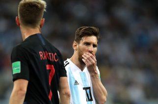 Messi zdoła z Argentyną awansować do fazy pucharowej mundialu?