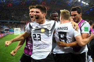 Niemcy mają wielką szansę, aby nadal pozostać na mundialu
