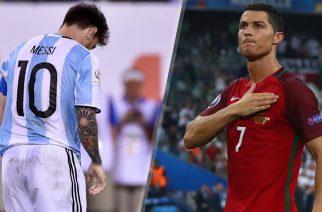 Ronaldo czy Messi? Profesorowie rozstrzygnęli największą debatę w historii futbolu