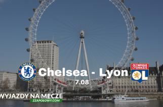 Wyjazd na International Champions Cup: Chelsea – Lyon już od 576 zł! (przelot, nocleg, bilet na mecz)