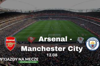 Wyjazd na mecz Arsenal – Manchester City już za 1546 zł! (przelot, noclegi, bilet na mecz)
