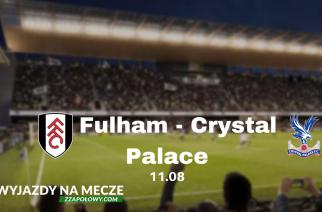 Wyjazd na mecz Fulham – Crystal Palace już od 1047 zł! (przelot, noclegi, bilet na mecz)